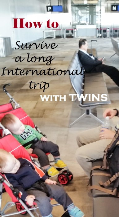 mommyoutnumbered.com how to travel internationally with twin babies