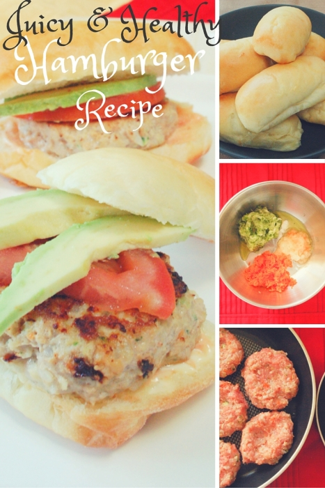 mommyoutnumbered.com juicy and healthy hamburger recipe