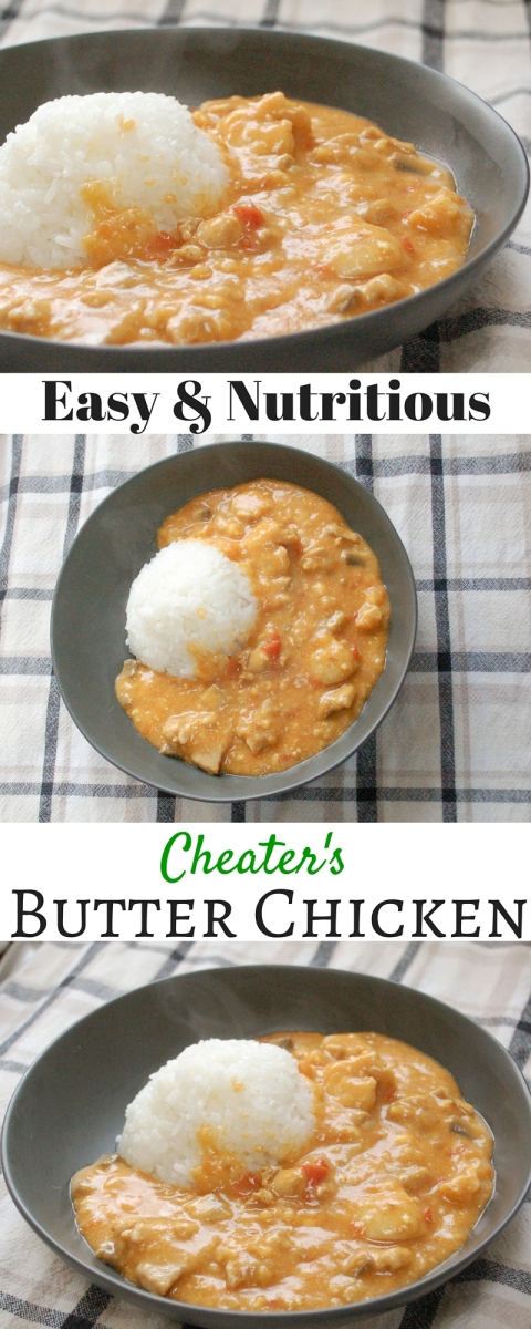 """Cheater's"" Butter Chicken Recipe"