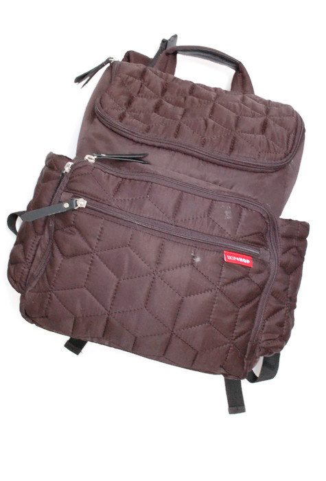 mommyoutnumbered.com diaper bag backpack step hop